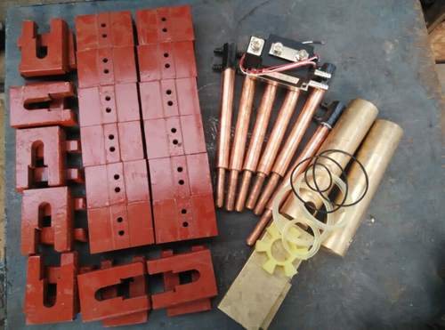 美格网焊机配件